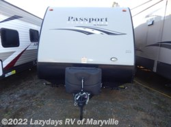 New 2016 Keystone Passport Ultra Lite Express 195RB available in Louisville, Tennessee