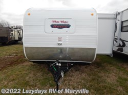 New 2016  Riverside RV Retro 176S by Riverside RV from Chilhowee RV Center in Louisville, TN