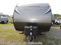 New 2017  Coachmen Catalina 243RBS by Coachmen from Chilhowee RV Center in Louisville, TN