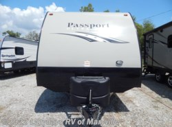 New 2017 Keystone Passport Ultra Lite Grand Touring 2510RB available in Louisville, Tennessee