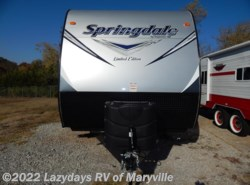 New 2017  Keystone Springdale 270LE by Keystone from Chilhowee RV Center in Louisville, TN