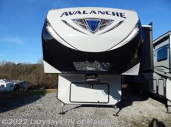 New 2017  Keystone Avalanche 395BH by Keystone from Chilhowee RV Center in Louisville, TN