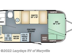 New 2017  Airstream Flying Cloud 20 by Airstream from Chilhowee RV Center in Louisville, TN