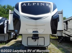 New 2018 Keystone Alpine 3701FL available in Louisville, Tennessee