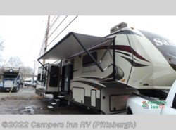New 2016  Prime Time Sanibel 3551 by Prime Time from Campers Inn RV in Ellwood City, PA