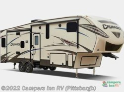 New 2017  Prime Time Crusader 337QBH by Prime Time from Campers Inn RV in Ellwood City, PA