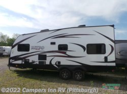 Used 2015  Forest River XLR Nitro 21FQSL by Forest River from Campers Inn RV in Ellwood City, PA