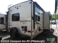 New 2016  Forest River Rockwood Signature Ultra Lite 8327SS by Forest River from Campers Inn RV in Ellwood City, PA