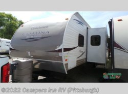Used 2014  Coachmen Catalina 37DQBS by Coachmen from Campers Inn RV in Ellwood City, PA