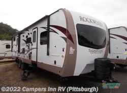 New 2017  Forest River Rockwood Signature Ultra Lite 8311WS by Forest River from Campers Inn RV in Ellwood City, PA