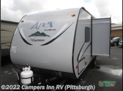 New 2017  Coachmen Apex Nano 213RDS by Coachmen from Campers Inn RV in Ellwood City, PA