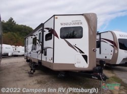 New 2017  Forest River Rockwood Wind Jammer 3008W by Forest River from Campers Inn RV in Ellwood City, PA