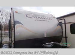 Used 2015  Coachmen Catalina 263RLS by Coachmen from Campers Inn RV in Ellwood City, PA
