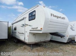 Used 2002 Forest River Flagstaff 8528RLS available in Cincinnati, Ohio