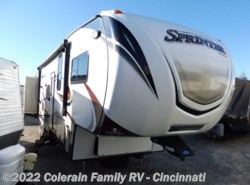 Used 2014  Keystone Sprinter 343FWBHS by Keystone from Colerain RV of Cinncinati in Cincinnati, OH