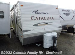 Used 2011  Coachmen Catalina 25RKS by Coachmen from Colerain RV of Cinncinati in Cincinnati, OH