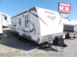 Used 2013  Keystone Hideout 23RB by Keystone from Colerain RV of Cinncinati in Cincinnati, OH