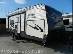New 2017  Palomino Puma Unleashed Puma  Unleashed 25TFS by Palomino from Colonia Del Rey RV in Corpus Christi, TX