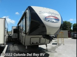 New 2017  Forest River Sandpiper 372LOK by Forest River from Colonia Del Rey RV in Corpus Christi, TX