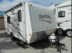 Used 2014  K-Z Spree Escape 17FKTH by K-Z from Colonia Del Rey RV in Corpus Christi, TX