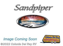New 2017  Forest River Sandpiper 383RBLOK by Forest River from Colonia Del Rey RV in Corpus Christi, TX