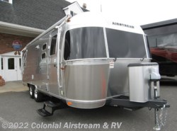 New 2016  Airstream International Signature 25B Queen by Airstream from Colonial Airstream & RV in Lakewood, NJ