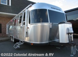 New 2016  Airstream Classic 30J Queen by Airstream from Colonial Airstream & RV in Lakewood, NJ