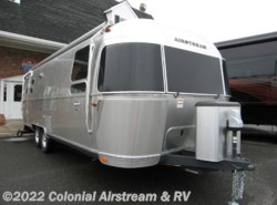 New 2016  Airstream International Signature 27FB Queen by Airstream from Colonial Airstream & RV in Lakewood, NJ