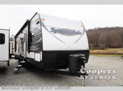New 2016  Keystone Springdale 310BH by Keystone from Cooper's RV Center in Murrysville, PA