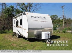 Used 2012  Palomino Gazelle G210 by Palomino from Cooper's RV Center in Murrysville, PA