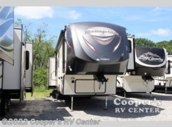 New 2017  Forest River Wildwood Heritage Glen 368RLBHK by Forest River from Cooper's RV Center in Murrysville, PA