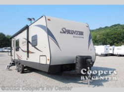 New 2017  Keystone Sprinter Campfire Edition 25RK