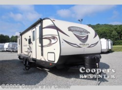 New 2017  Forest River Wildwood Heritage Glen Hyper-Lyte 27BH by Forest River from Cooper's RV Center in Murrysville, PA