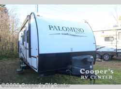 Used 2013  Palomino Gazelle G215 by Palomino from Cooper's RV Center in Murrysville, PA