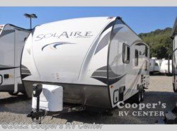New 2017  Palomino Solaire Ultra Lite 211BH by Palomino from Cooper's RV Center in Murrysville, PA