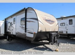New 2017  Forest River Wildwood 29UD3 by Forest River from Cooper's RV Center in Murrysville, PA