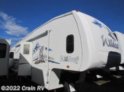 Used 2006  Forest River Wildcat 32 QBSS BATH @ 1/2 by Forest River from Crain RV in Little Rock, AR