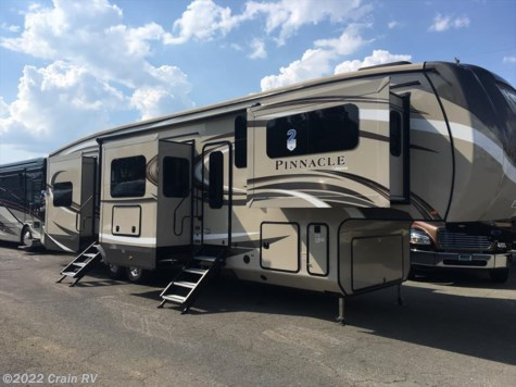 2018 Jayco Pinnacle 38FLWS