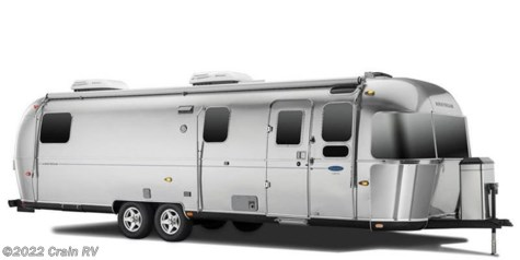 2018 Airstream Classic 33FB Twin