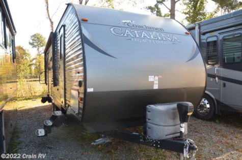 2016 Coachmen Catalina Legacy Edition 263 RLS