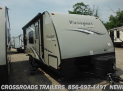 New 2016  Keystone Passport Ultra Lite Express 238ML by Keystone from Crossroads Trailer Sales, Inc. in Newfield, NJ