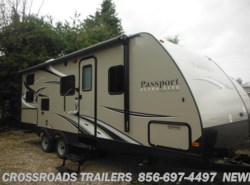 New 2016  Keystone Passport Ultra Lite Grand Touring 2400BH by Keystone from Crossroads Trailer Sales, Inc. in Newfield, NJ