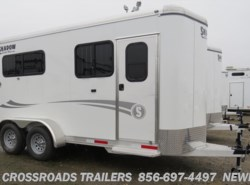 New 2016  Shadow Trailer Stablemate 2 H  w/dr room by Shadow Trailer from Crossroads Trailer Sales, Inc. in Newfield, NJ