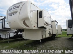 New 2017  Forest River Cedar Creek Silverback 37BH by Forest River from Crossroads Trailer Sales, Inc. in Newfield, NJ