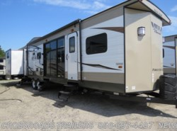 New 2017  Forest River Salem Villa 402QBQ by Forest River from Crossroads Trailer Sales, Inc. in Newfield, NJ