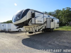New 2017  Forest River Sierra 372LOK by Forest River from Crossroads Trailer Sales, Inc. in Newfield, NJ