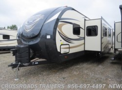 New 2017  Forest River Salem Hemisphere Lite 312QBUD by Forest River from Crossroads Trailer Sales, Inc. in Newfield, NJ