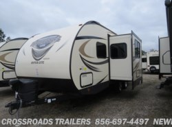 New 2017  Forest River Salem Hemisphere Lite 24BH by Forest River from Crossroads Trailer Sales, Inc. in Newfield, NJ