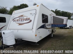 Used 2012  Forest River Surveyor Sport SP-191T by Forest River from Crossroads Trailer Sales, Inc. in Newfield, NJ