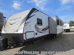 New 2017  Keystone Passport Ultra Lite Grand Touring 3350BH by Keystone from Crossroads Trailer Sales, Inc. in Newfield, NJ